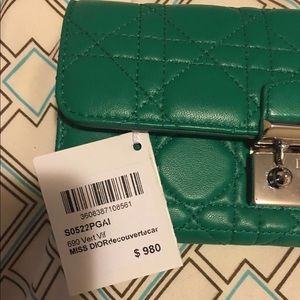 New with tags authentic Miss Dior bag